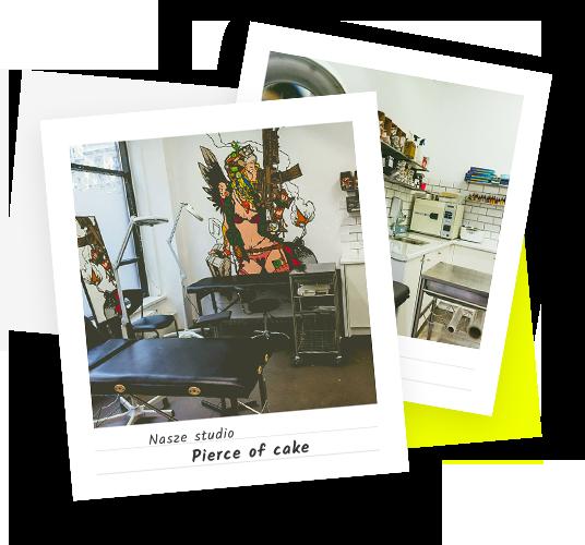 Studio Piercingu We Wrocławiu Pierce Of Cake